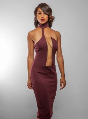 Dress D0097 ellae lisque ellae lisque intimate apparel