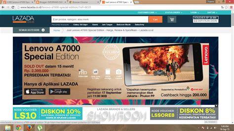 Lenovo A7000 16 Giga lenovo a7000 generasi baru informasi komunikasi dan