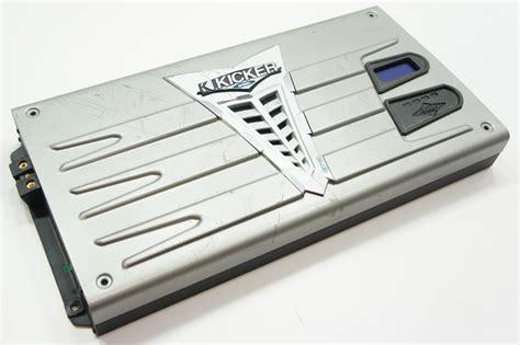 Kickers Slop 10 kicker 04sx1250 1 car audio class d sub lifier sx1250 1 refurbished ebay