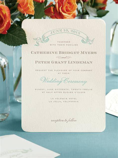 Wedding Invitations Richmond Va by Papeterie Richmond Va Wedding Invitations Stationery