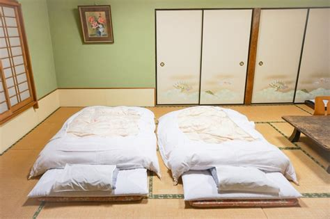 japanese style futon mattress 5 reasons to splurge on a ryokan in japan