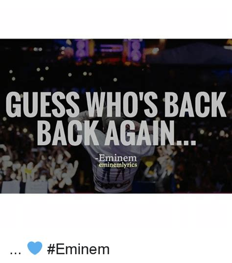 eminem guess whos back guess whos back eminem download 171 simptite