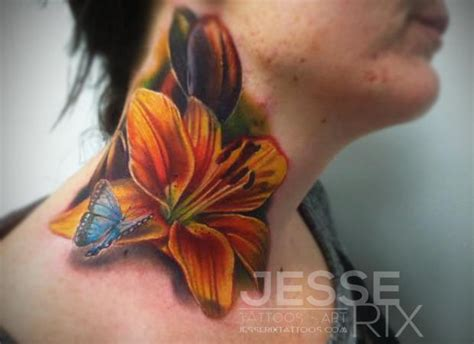 jesse rix tattoos tattoos jesse rix lily cover up