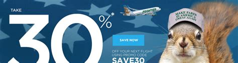 Frontier Airlines Gift Cards - save 30 on flights 15 off 300 in visa gift cards and more