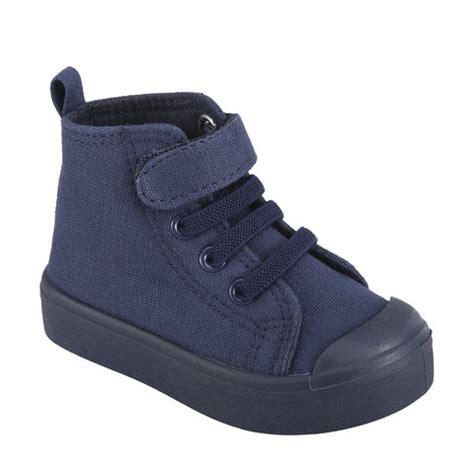 hi top casual canvas shoes kmart