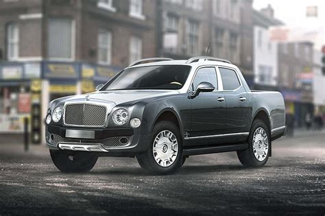 the bentley truck luxury trucks imagine rolls royce bentley and