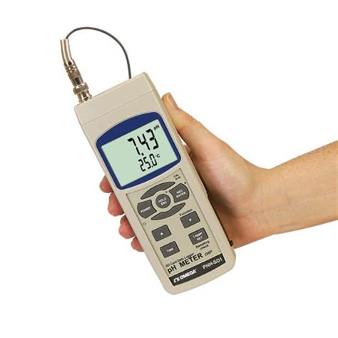 Ph 099 Combination Ph And Orp Meter ph data logger