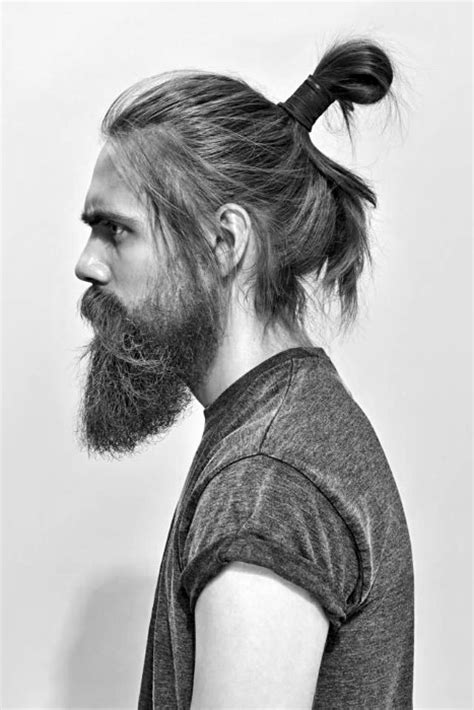 samurai top knot hair 40 samurai hairstyles for men modern masculine man buns