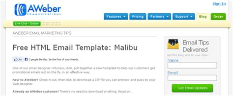 100 free html e mail e newsletter templates egrappler