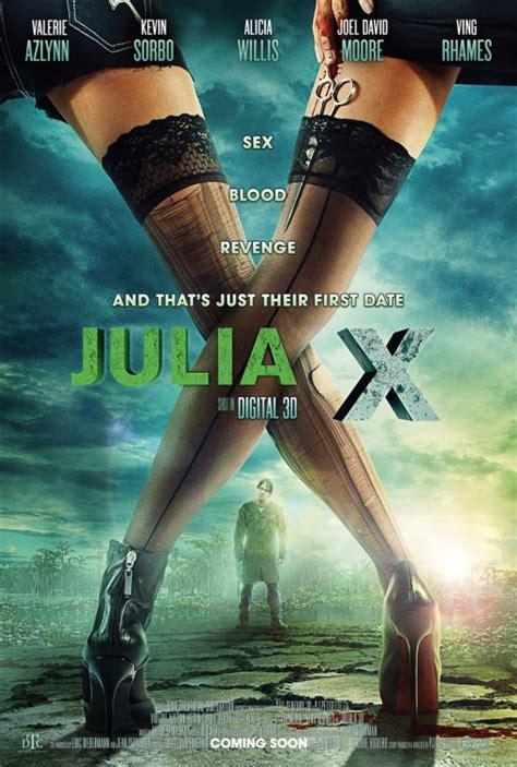 Watch Julia X 2011 Julia X Fsk Verwehrt Die Freigabe Kinoauswertung Gestrichen Blairwitch De