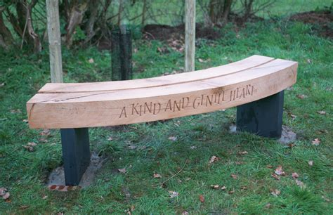 gravestone benches welsh slate memorial bench martin cook studio
