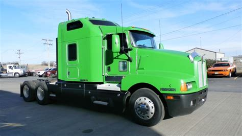 used t600 kenworth used 2005 kenworth t600 for sale truck center companies