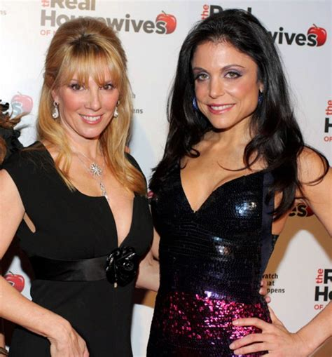 bethenny frankel clashes with ramona singer on rhony bethenny frankel has quot aggressive quot confrontation with