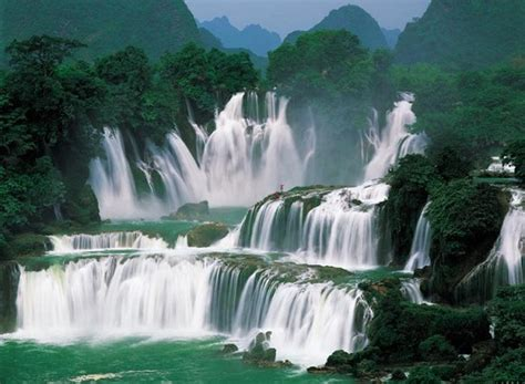 famous waterfalls the 10 best waterfalls of china