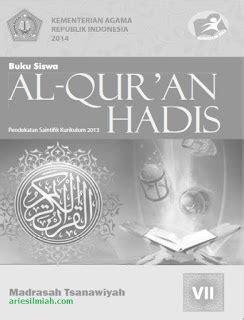 Original Buku Al Qur An Sekularisme buku siswa al qur an hadits kelas vii mts kurikulum 2013 file pendidikan