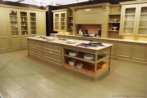 Antique Style Kitchen Cabinets Pictures Of Kitchens Traditional White Antique Kitchens Kitchen 22