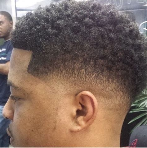 tapered sides with curls black men nice tapered fade www barbershopconnect com black men