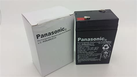 Baterai Aki Kering Mf Maintenance Free Merk Panasonic jual mf battery 6v 4 2 ah free maintenance accu baterai mainan german shop