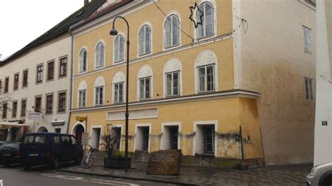 hitlers house hitler s old house gives austria a headache bbc news