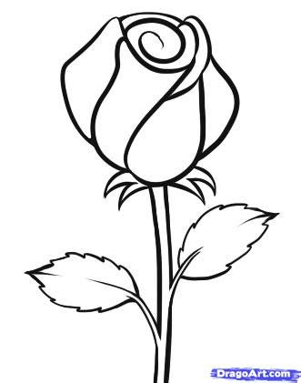 Easy To Draw Flowers by How To Draw An Easy Step By Step Flowers Pop