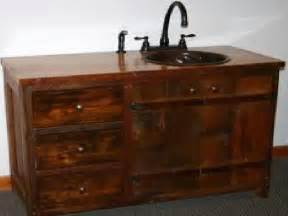 Rustic Bathroom Cabinets Rustic Bathroom Vanity Cabinets Bathroom Design Ideas And More Rustic Bathroom Cabinets Tsc