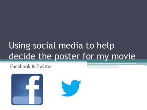 teen2xtreme using social media to using social media to help decide the poster