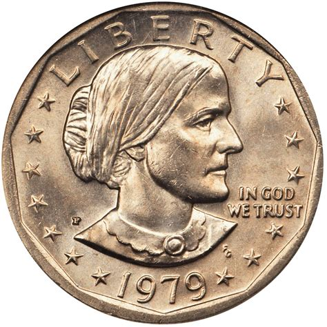 value of 1979 wide rim susan b anthony dollar sell coins