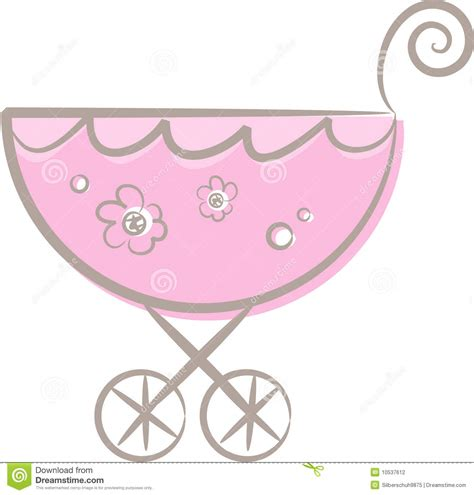 a baby s stroller ii stock photography image