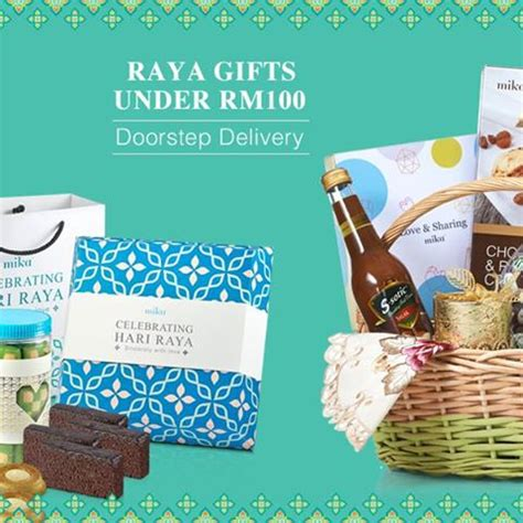 Door Stop Delivery by News Raya Gifts Rm100 Premium Gift Shop