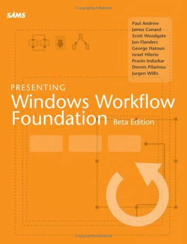 windows workflow foundation pdf pdf presenting windows workflow foundation 免费电子图书下载