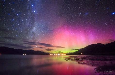 imagenes hermosas de nueva zelanda 36 best images about aurora australis on pinterest