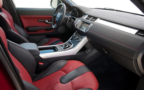 2012 land rover range rover evoque interior photo 4