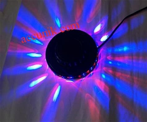 Lu Led Warna Warni jual murah lu led disco ufo variatif rgb warna warni
