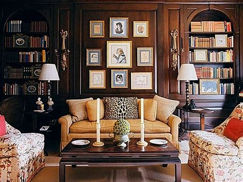 Classic Style Home Decor Traditional Home Eclectic Room Traditional Classic Style Decor Book Shelves Study Eclectic