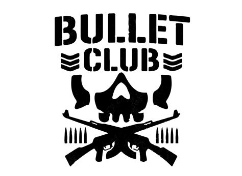 Decorative Accessories For The Home by Bullet Club Logo Bullet Club Symbol Meaning History And