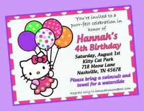 hello template hello birthday invitations invitations templates