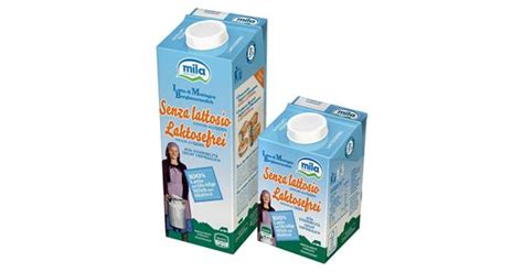alimenti senza lattosio e proteine latte latte uht senza lattosio mila