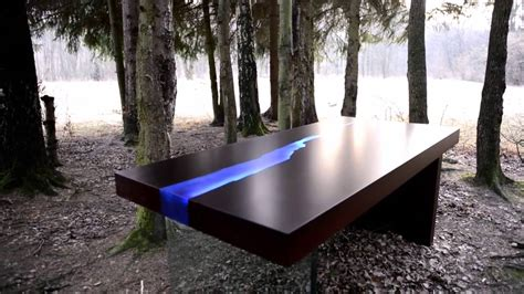Glow In The Dark Table by Ekskluzywny St 243 ł Kasparo Youtube