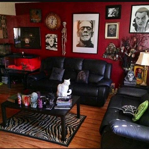 scary home decor horror home decor living room horror amino