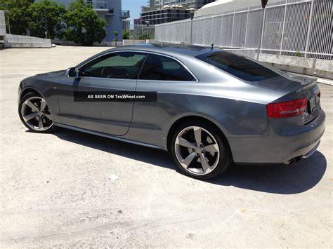 2012 Audi S5 4 2 Manual