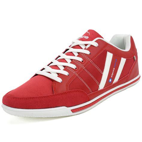 retro athletic shoes alpine swiss stefan mens retro fashion sneakers tennis