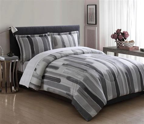 comfort bedding discount essential home promo microfiber 3 piece comforter set