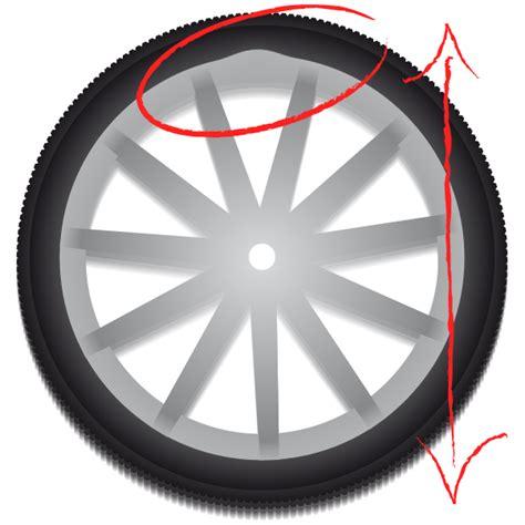 Motorrad Reifen Unwucht by Four 174 40 Reflektierende Felgenrandaufkleber F 252 R Das