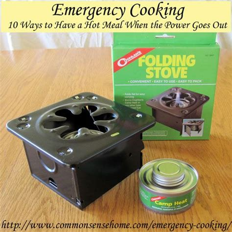 emergency lights when power goes out emergency cooking 10 ways to a meal when the