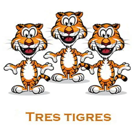 imagenes de tres tristes tigres trabalenguas infantiles divertidos para ni 241 os de primaria