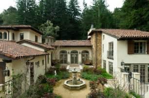 Dania Rugs An Italian Villa Carmel California Mediterranean