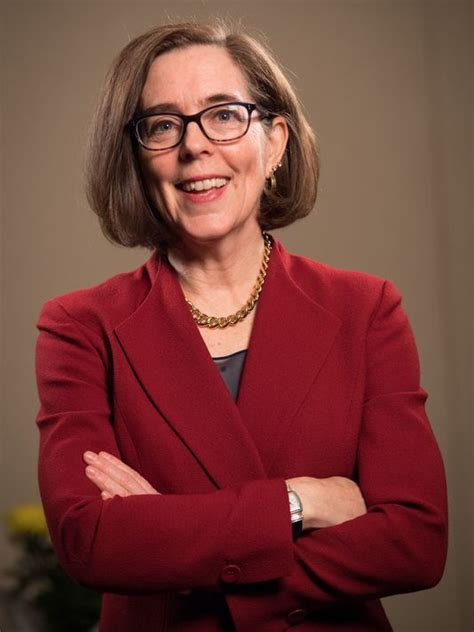 Kate Brown by Oregon Gov Kate Brown How Convinced Democratic