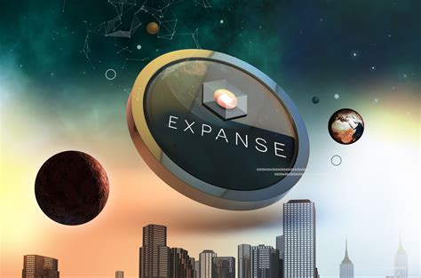 the expanse news the expanse enter the future syfy cryptocurrency powered dapp and smart contract provider