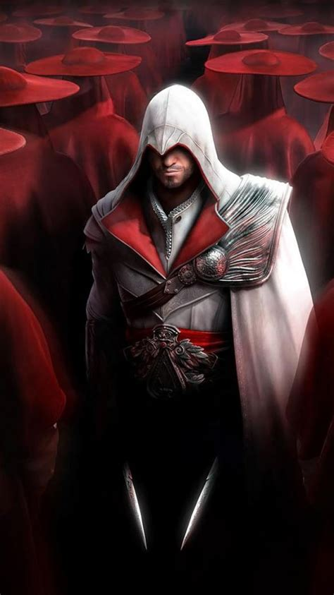 Assassins creed brotherhood ezio auditore da firenze
