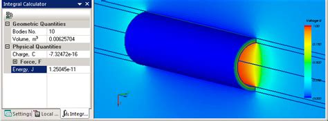 energy of a cylindrical capacitor cylindrical capacitor